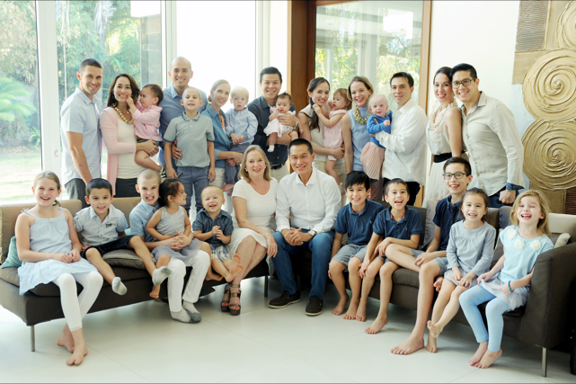 Peter and Deonna Tan-Chi | www.familywiseasia.com