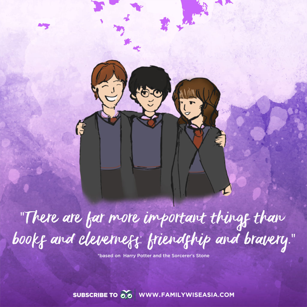 Timeless Quotes on Friendship | www.familywiseasia.com