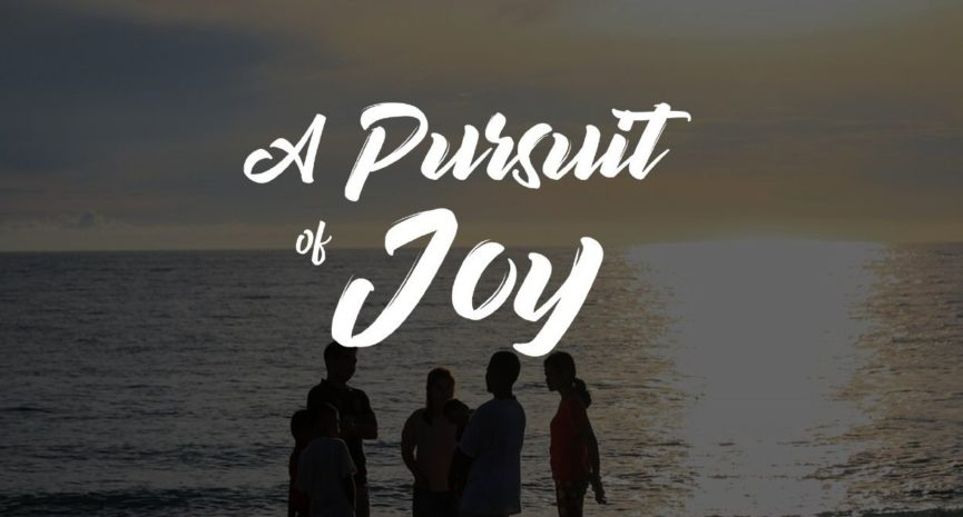 Joy In Giving: Finding The Joy In Giving