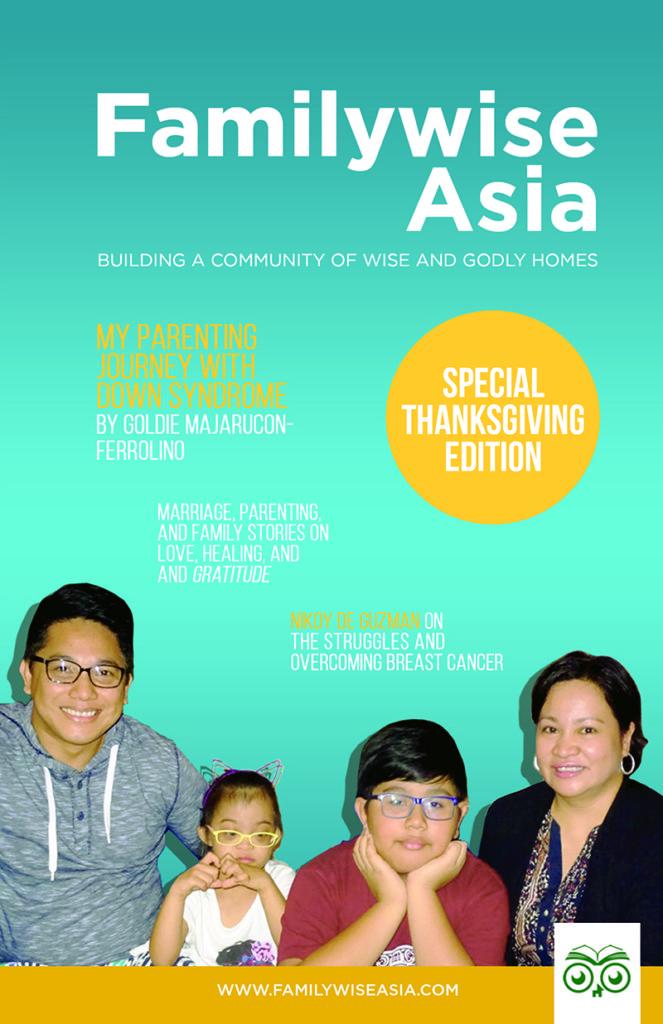 January Minizine Thanksgiving Special | www.familywiseasia.com