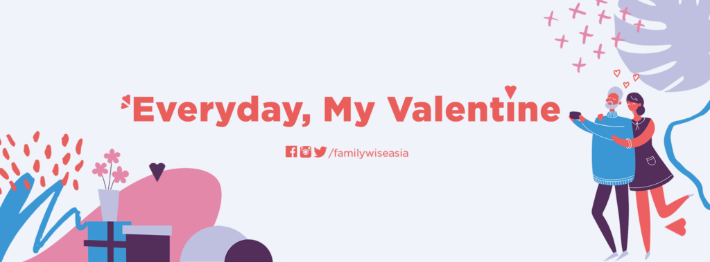 Everyday My Valentine Photo Content | www.familywiseasia.com