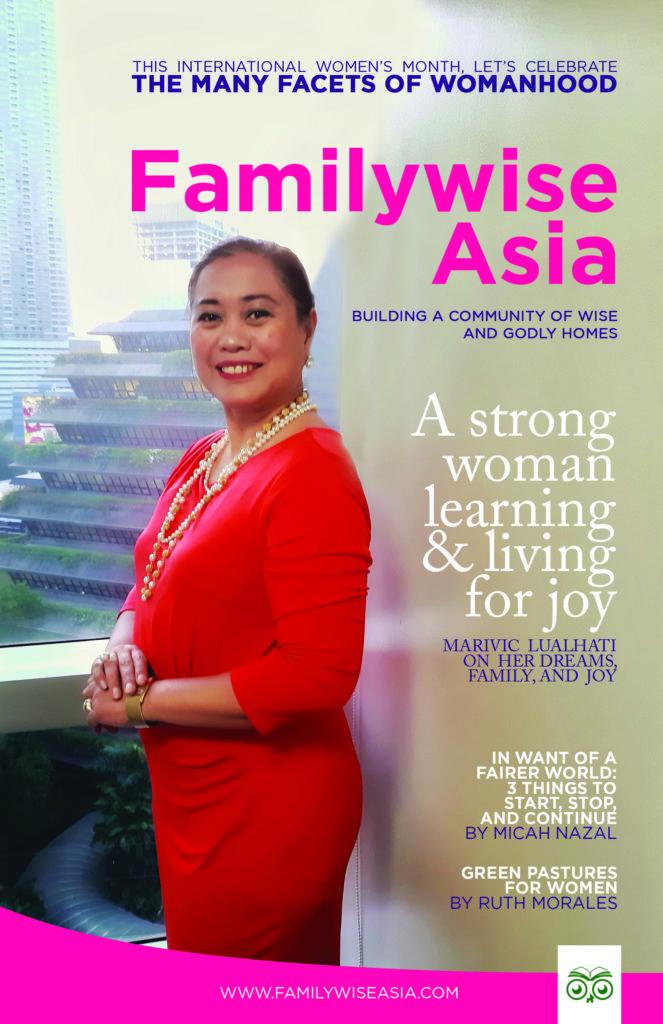 Women's Month Minizine | www.familywiseasia.com