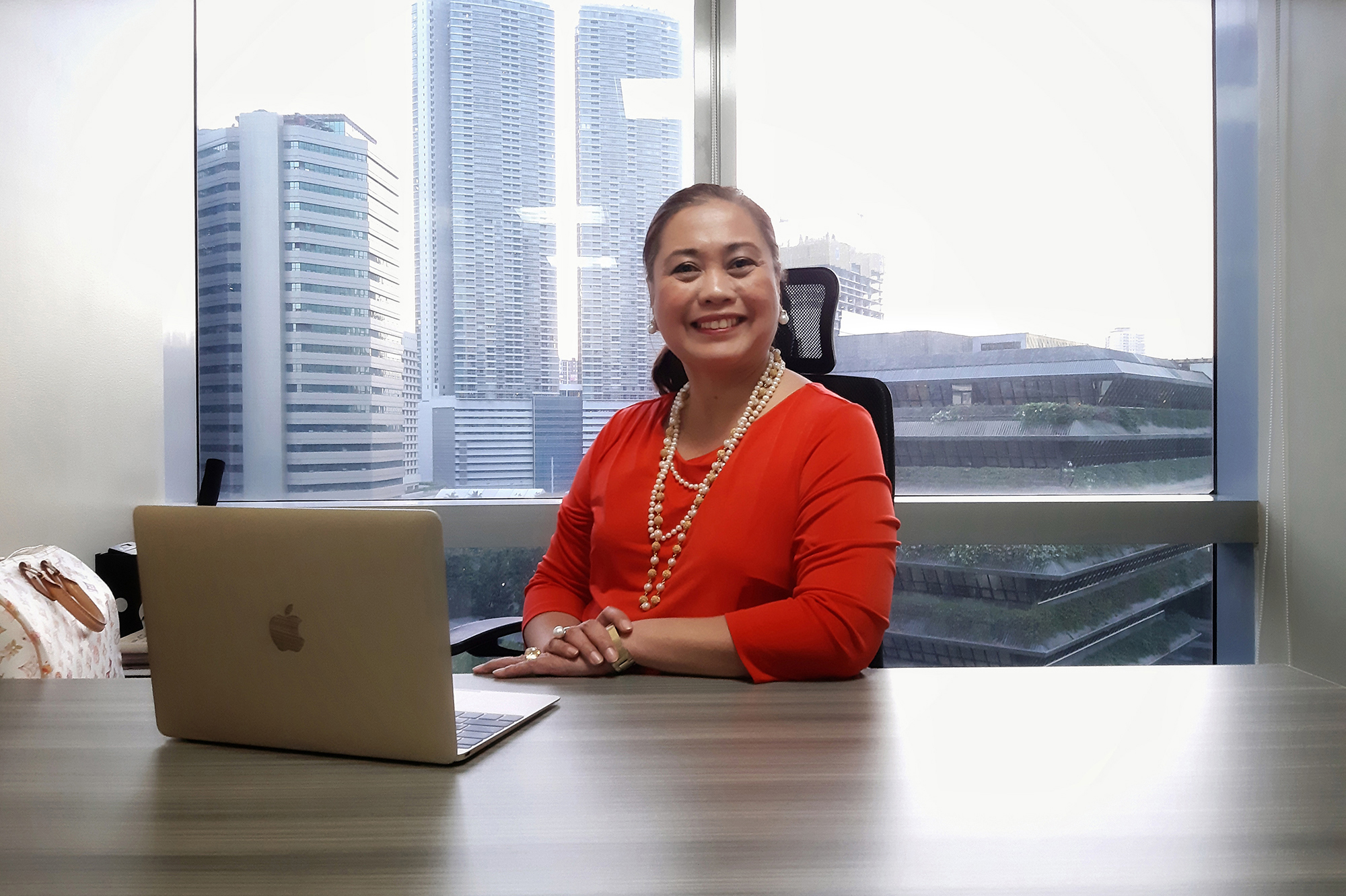 Marivic Lualhati on Dreams, Family, and Joy | www.familywiseasia.com