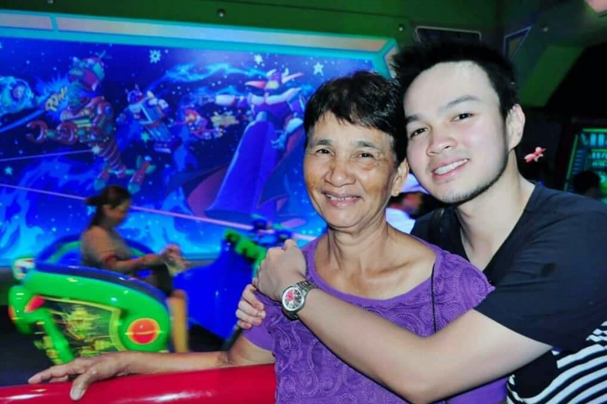 My Grandmother, My Superhero | www.familywiseasia.com