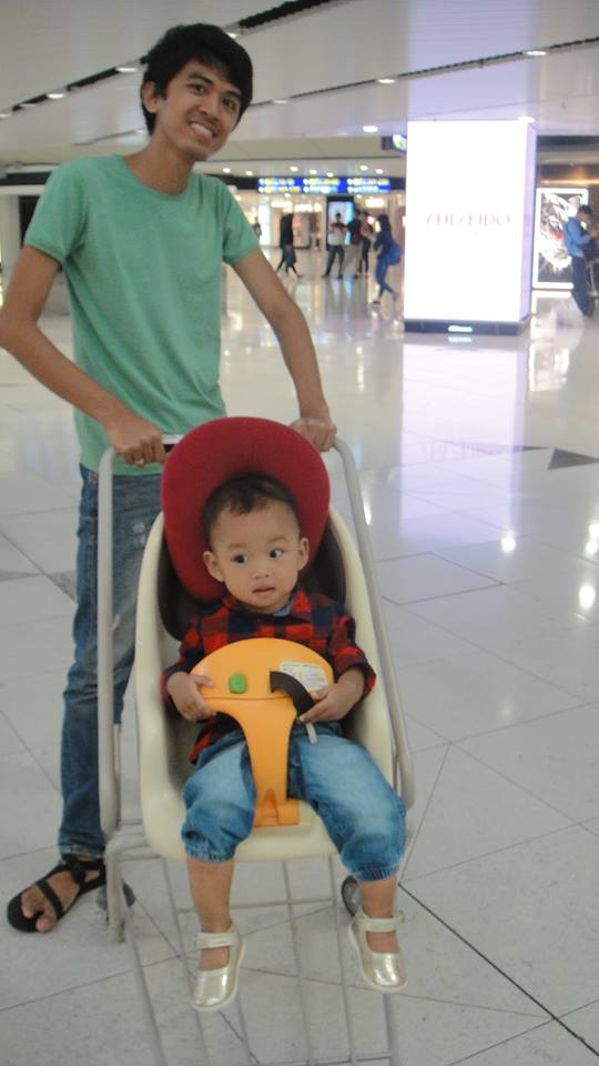 Traveling with Baby | www.familywiseasia.com